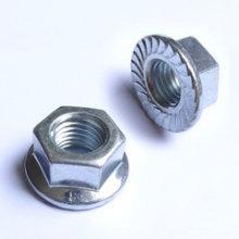 DIN 985 Hochwertige Nylon-Sicherungsmuttern
