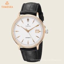 Men′s Analog Display Swiss Automatic Black Watch 72559