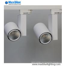 Lámpara de la pista de 26W Dimmable LED con el telecontrol de 2.4G RF