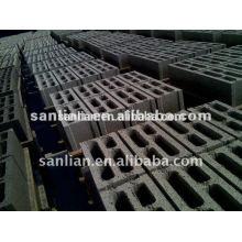 Многофункциональная машина для производства бетонных блоков