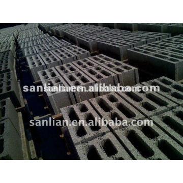Máquina de fabricação de blocos de concreto multifunções para venda