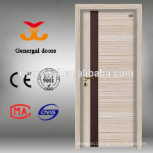 Medium Grade hollow core melamine MDF doors