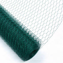 Galvanized PVC Coated Hexagonal Chicken Cages Wire Mesh