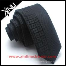 Stockage de cravate de soie de panneau