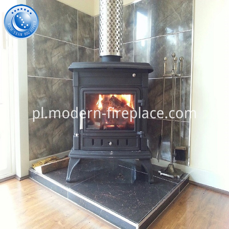 Modern Cast Iron Wood Burners