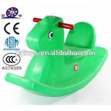 Children ride on Toy Rocking Horse