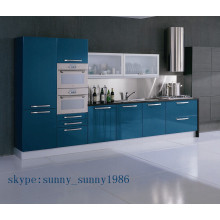 MDF Lacquer Kitchen Cabinets (many colors)
