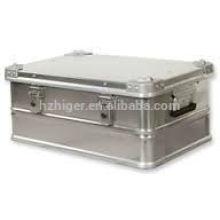 boîte de jonction imperméable en PVC / boîte de jonction peu profonde / boîte en aluminium moulé sous pression