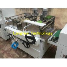 Máquina de impressão nova da borda de borda do PVC da cor da madeira