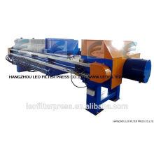 Imprensa de filtro de Leo Agar que produz a imprensa de filtro automática de Memrane