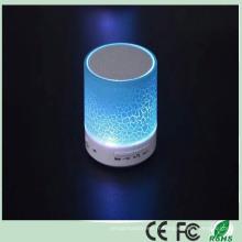 2016 Nouveaux produits Haut-Parleur Bluetooth Subwoofer Portable LED (BS-07)