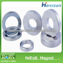 ímãs de neodímio anel forte N52
