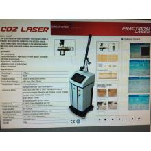 Machine de laser de CO2 pour l'enlèvement d'acné