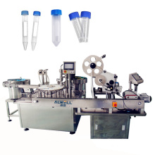 Automatic IVD reagent test tube filling capping machine nucleic acid detection reagent