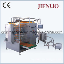 Jienuo Vertical Sachet Liquid Shampoo Packing Machine/Filling Machine (JNVL-900Y)