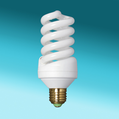 Small Full Spiral CFL