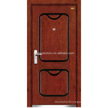 Hollow metal doors fire-rated steel safety door