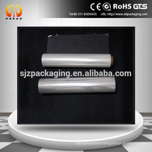 PET plastic heat shrink film roll