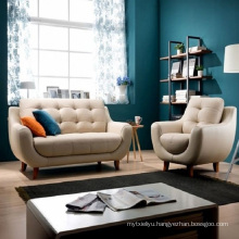 Modern Leisure Living Room Leather Sofa and Leather Sofa Set