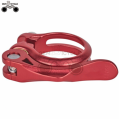 2017 new product Bicycle 34.9mm Seat Clamp CNC Aluminum with Quik Release