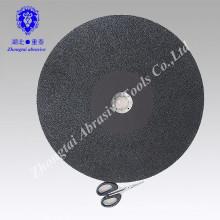 Disco de corte de 230 * 3 * 22.23mm para aço inoxidável