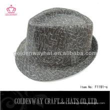 Мужская шляпа Fedora