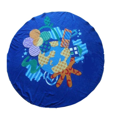 Digital Print Waterproof Beach Towel Yiwu