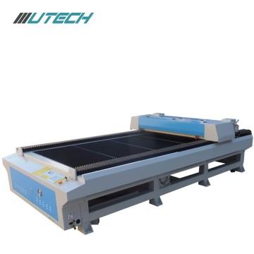Máquina de corte do laser do leito para acrílico / plástico / de madeira
