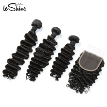 FREE SHIPPING Deep Wave Wholesale Brazilian Human Hair Extension Vendors