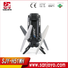 Neue JJRC H51 Mini Selfie Rocket Drohne Mit Kamera HD 720P Wifi Ein Schlüssel Return VS H37 Mini-Drohne SJY-H51WH