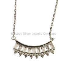 Jóias, Jóias de Prata, Sterling Silver Jewellery Pendant (KN3024)