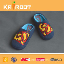 2017 new design personalized mens slippers