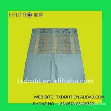 Bonnet en écharpe en laine de laine en imitation en imitation