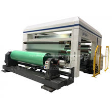 Rebobinadora de cortadora de rollo Jumbo GDFQ3000