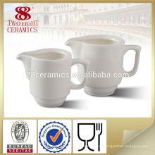 Cheap louça de cerâmica pote de mel rodada panelas de barro açúcar de confeiteiro