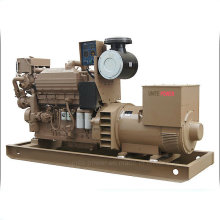 50kw Marine Auxiliary Generator with Cummins Marine Engine 6bt5.9-D (M)