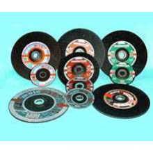 Bondflex abrasivos, reforçado de moedura de roda e rodas de corte