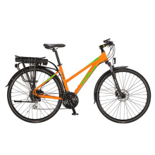 Wholeasle 27.5 Inch Women Commuter Electric Bike with LG Cells