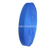 Blue PP Woven Tape Ribbon Webbing