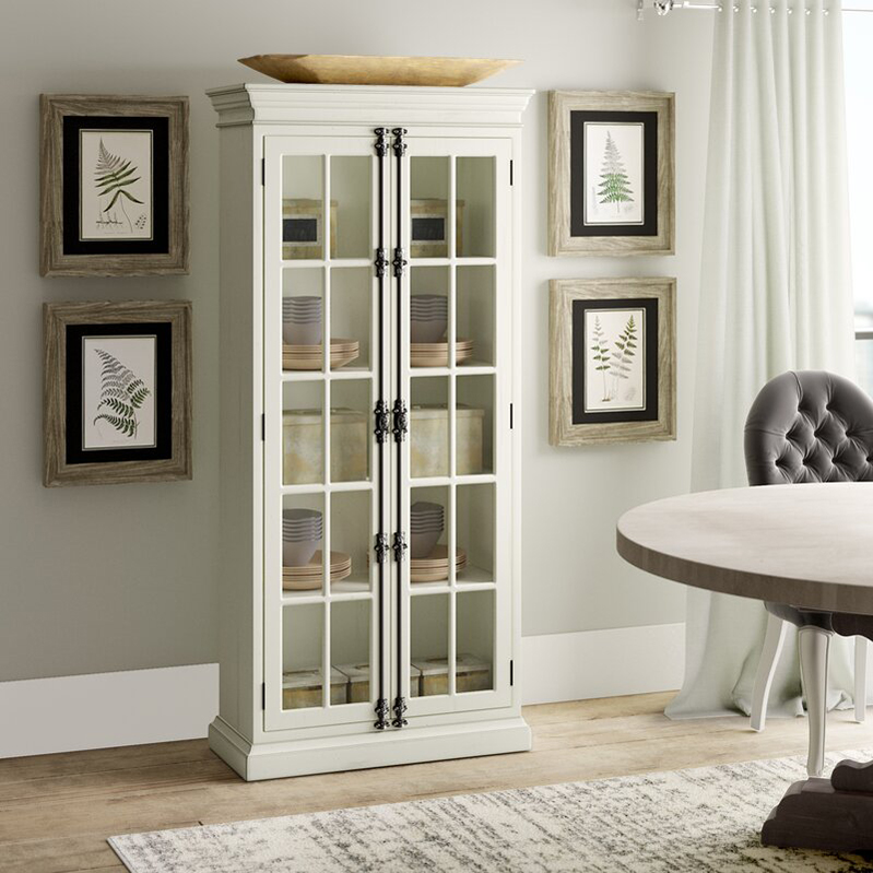 Display Unit With Drawers