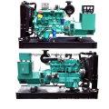 Générateur diesel portatif électrique de puissance de moteur de 50kw Weifang Ricardo ATS