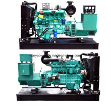 Ce Supplier 10-200kw Soundproof Weifang Diesel Generator