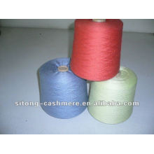 100% pure cashmere yarn for kinting use