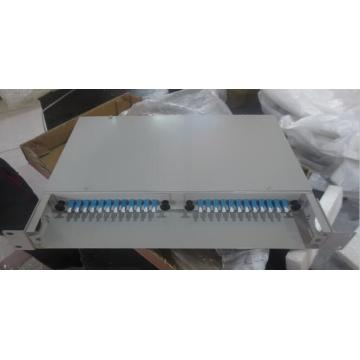 Panel Patch Fiber Optic 12 Core Pigtail