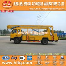 DONGFENG 4x2 HLQ5108GJKE Overhead arbeiten LKW 18M preiswerter Preis heißer Verkauf für Verkauf