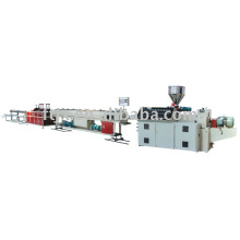 SJ046 plastic PVC Twin Pipe Production Line