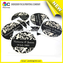 China supplier sticker printing for sale and removable label sticker printing