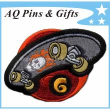 Embroidery Patch com forma especial