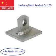 Hardware de encofrado Perno de anclaje de placa reforzada