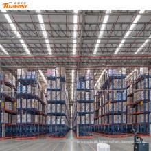 Silo de racking de armazenamento de equipamentos de armazém pesados